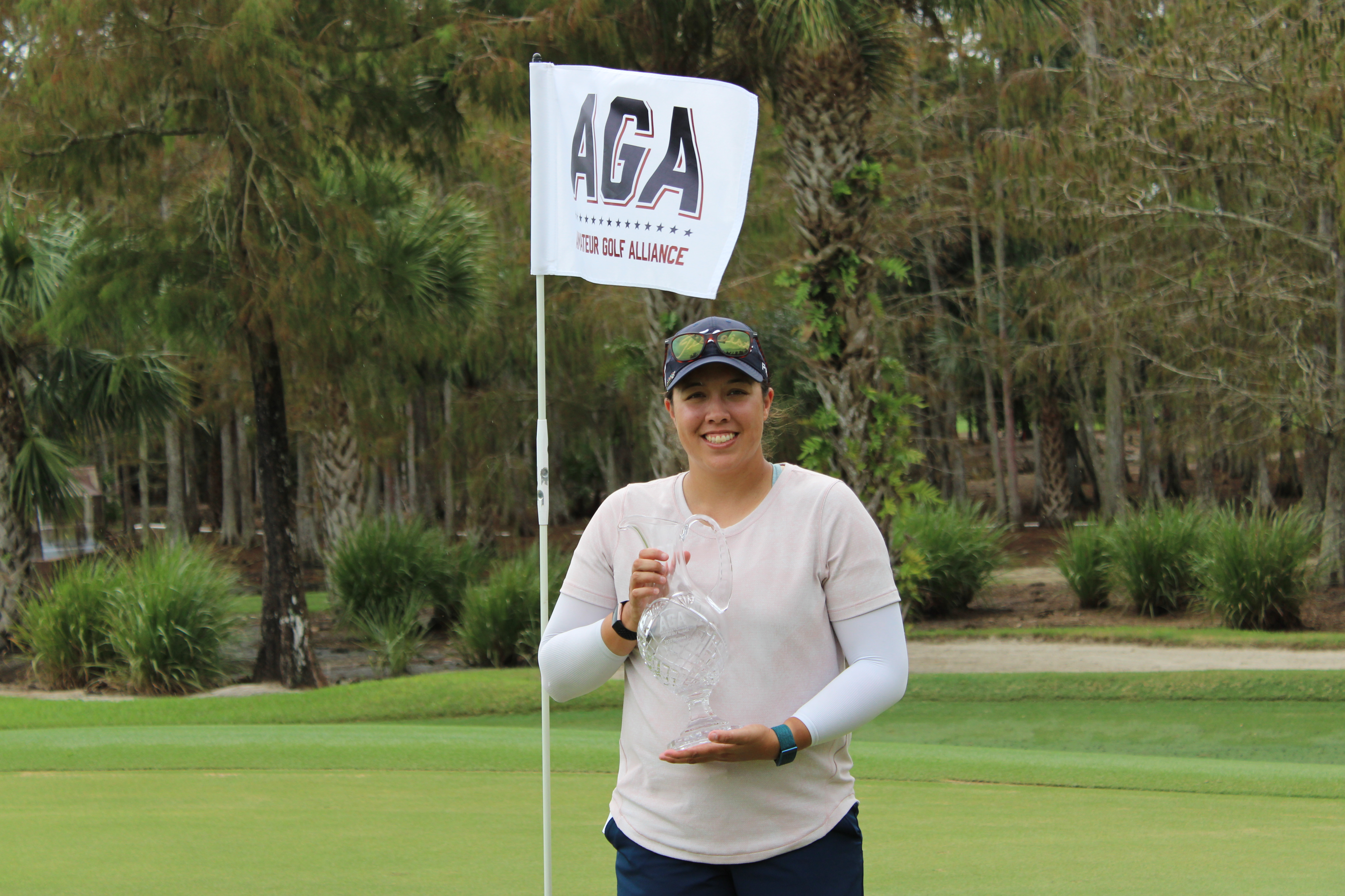 Champions Crowned at Inaugural AGA Women's Amateur Championship